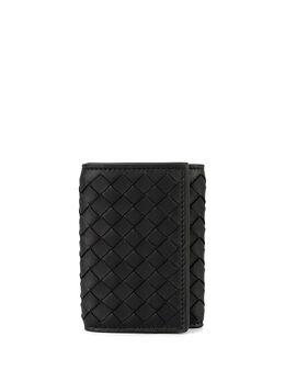 Bottega Veneta - Intrecciato weave wallet 366V669N950593850000
