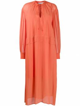 Calvin Klein - oversized shirt dress K0669989533936500000