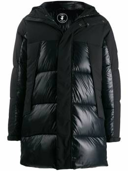 Save The Duck - contrast panels padded coat 68ULUMA9955900830000