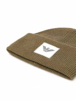 Emporio Armani - ribbed knit beanie 5659MC5Z953939330000