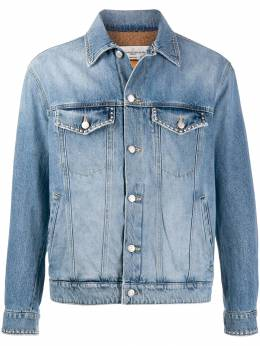 Golden Goose - studded denim jacket MP553A09559566000000