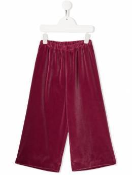 Il Gufo - wide leg trousers 50V6693K955683800000