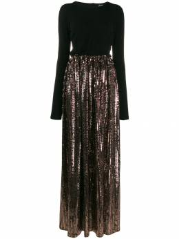 Just Cavalli - платье с пайетками CT6936N0955595936063