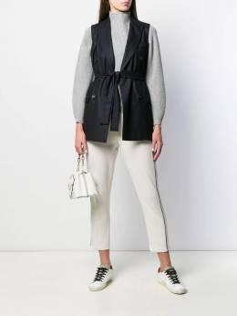 Peserico - sleeveless double breasted jacket 363A9559699900000000