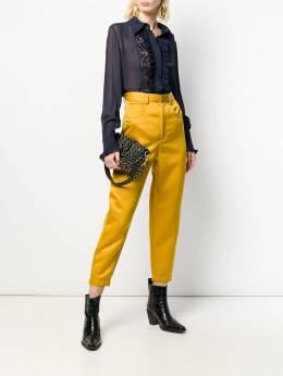 Just Cavalli - блузка с кружевными вставками DL6003N3956595936096