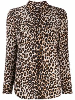 Equipment - leopard print shirt 8E039955630800000000