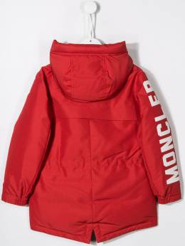 Moncler Kids - Airon coat 666555A6F95399989000