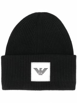 Emporio Armani - ribbed knit beanie 5659MC5Z953958050000
