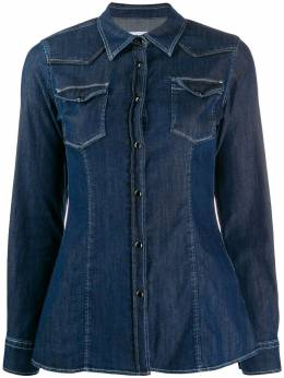 Dondup - collared denim shirt 5DS6059DZ39955959950