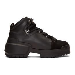 Pierre Hardy Black Trapper Boots 192377M25500106GB