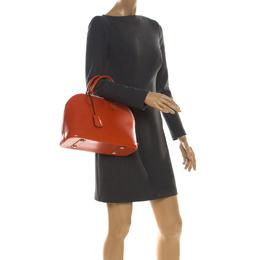 Louis Vuitton Piment Epi Leather Alma PM Bag 217287