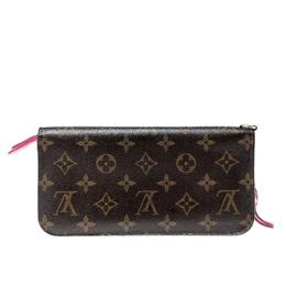 Louis Vuitton Monogram Canvas Zippy Organizer Wallet 218745