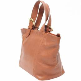 Coach Brown Leather Everyday Bag 219341