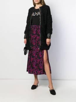 Liu Jo - shearling fur coat 665E6659955699830000