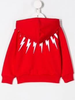 Neil Barrett Kids - Lightning Bolt jacket 56955030030000000000