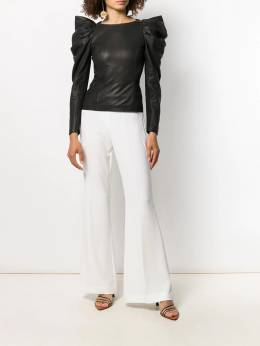 P.A.R.O.S.H. - flared style trousers ATYXD036396955630890