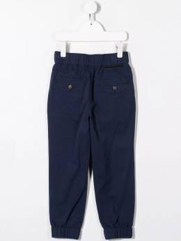 Stella McCartney Kids - спортивные брюки в стиле casual 556SNKA3933935580000