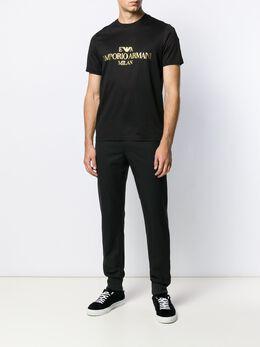 Emporio Armani - футболка с логотипом TP59JTUZ953305960000