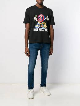 Love Moschino - slim-fit jeans 0669S336595568369000