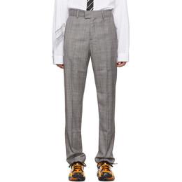 Vetements Beige New Classic Trousers 192669M19100202GB