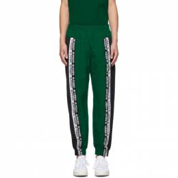 Adidas Originals Green Vocala Track Pants 192751M19004203GB