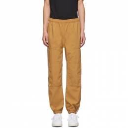 Adidas Originals Tan Workwear Lounge Pants 192751M19004502GB