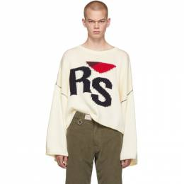 Raf Simons Off-White RS Sweater 192287M20102604GB
