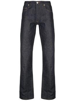 A.P.C. - джинсы прямого кроя BSM69669953569060000