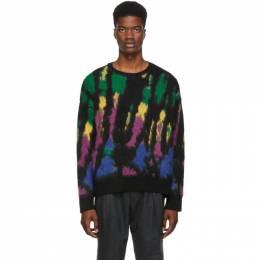 Dsquared2 Multicolor Tie-Dye Sweater 192148M20100306GB