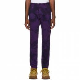 Dsquared2 Purple Tie-Dye Cool Guy Jeans 192148M18601203GB