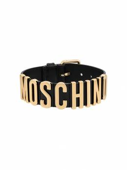 Moschino - logo letter necklace 58869995503935000000