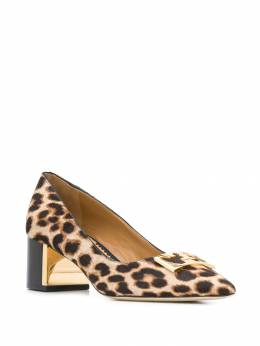 Tory Burch - pointed leopard print pumps 39955969950000000000