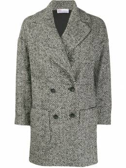 Red Valentino - double-breasted midi coat CAB6559B955969650000