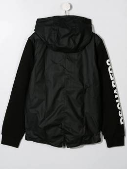 Dsquared2 Kids - TEEN Ski hooded jacket 3P9D66VY955693300000