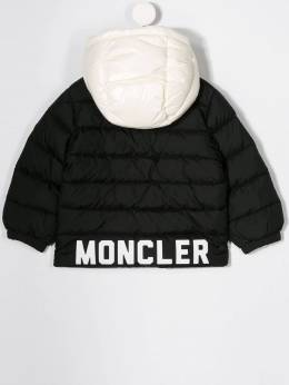 Moncler Kids - hooded padded jacket 098568350B9556969000