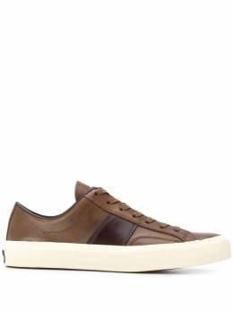 Tom Ford - tonal panels low-top sneakers 35TLCL60695383053000