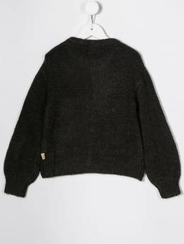 Little Marc Jacobs - sequin knitted cardigan 55395333833000000000