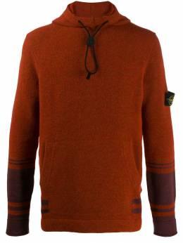 Stone Island - kangaroo pocket hoodie 995553B0955605880000
