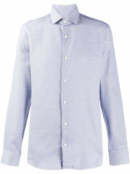 Z Zegna - striped fitted shirt 6059DTDAL95599050000