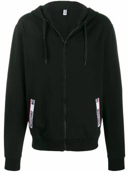 Moschino - logo pocket hoodie 65896995355566000000