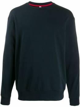 Moschino - logo panelled sweatshirt 95896995355595000000