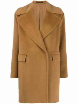 Tagliatore - wool single breasted coat RIDD3603953533880000