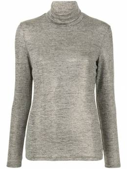 Paul & Joe - turtle-neck fitted top ENVENUE9535666300000