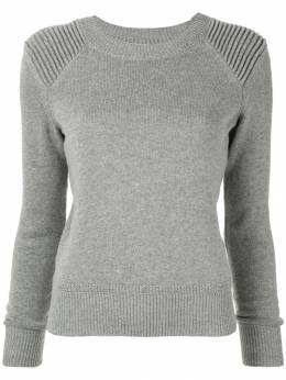 Isabel Marant Étoile - long-sleeve fitted sweater 30699A653E9535658600