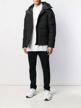 Canada Goose - hooded puffer coat 865MB399553560300000