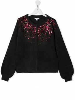 Little Marc Jacobs - knitted sequin cardigan 55395333838000000000