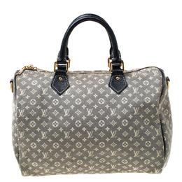 Louis Vuitton Encre Monogram Idylle Speedy Bandouliere 30 Bag 217480