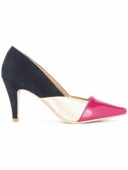 Guild Prime - туфли дизайна колор-блок 39869309333588300000