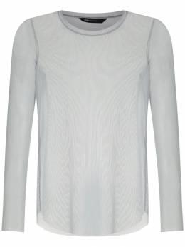 Uma | Raquel Davidowicz блузка Canto с длинными рукавами TOPCANTO12SS20