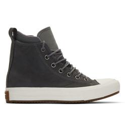Converse Grey Chuck Taylor All Star Waterproof Boot Sneaker 192799M23602613GB